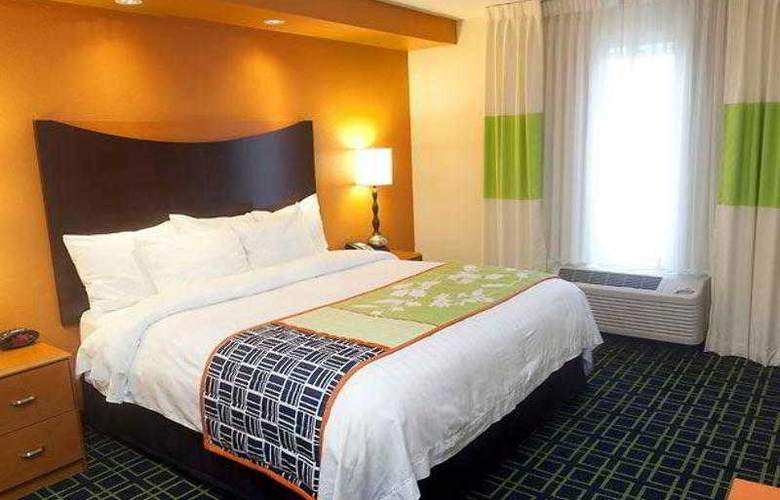 Fairfield Inn suites Paducah - Hotel - 7