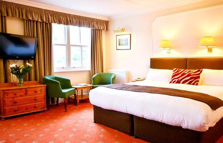 Best Western Glenridding - Room - 16