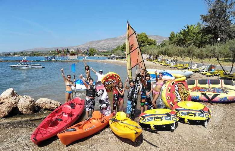 Holidays Inn Evia - Sport - 11
