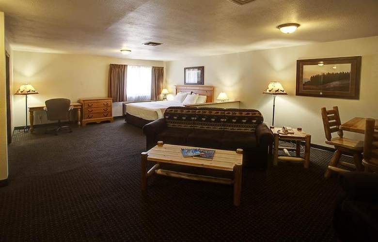 Best Western Black Hills Lodge - Room - 36