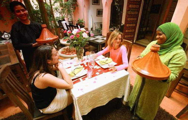 Riad El Grably - Restaurant - 4