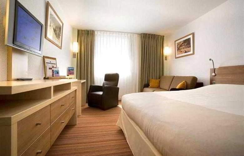 Mercure Chamonix les Bossons - Hotel - 40