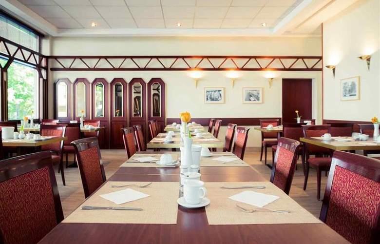 Golden Tulip Bielefeld City - Restaurant - 4