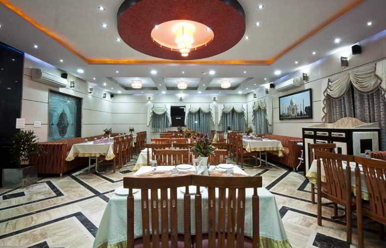 Sun Hotel Agra - Restaurant - 3