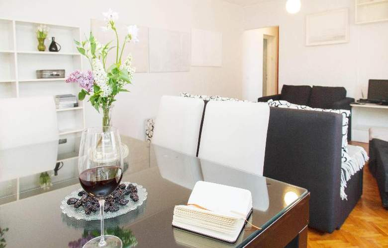 One Bedroom Apartment Hip & Spacious - Hotel - 20