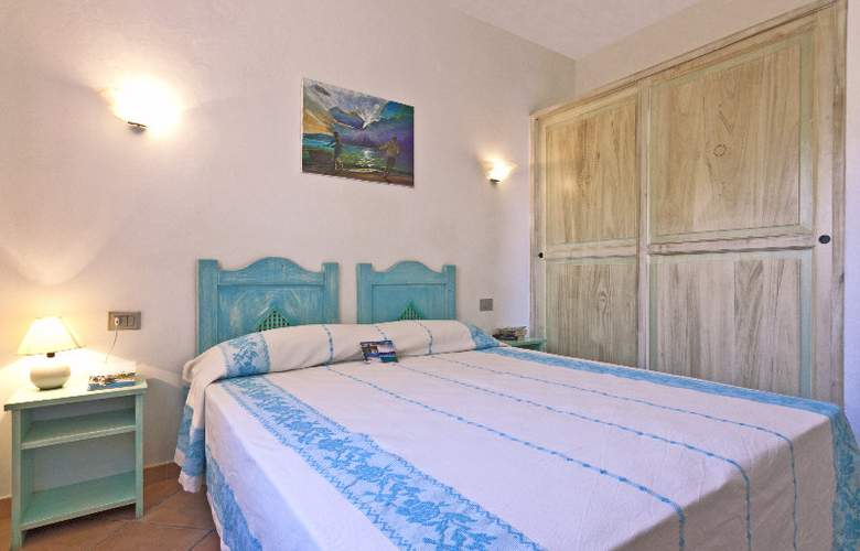 Lu Nibareddu Aparthotel - Room - 6
