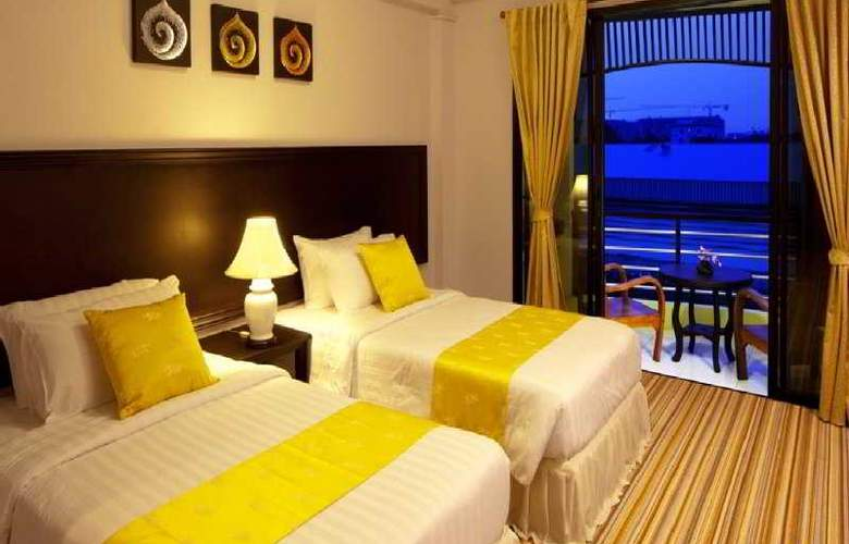 Siam Place Airport - Room - 3