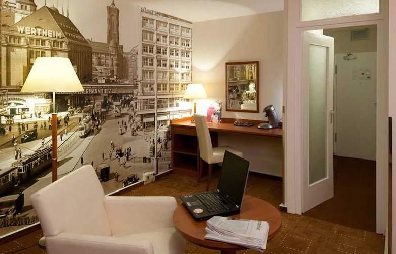 Mercure Berlin am Alexanderplatz - Room - 6