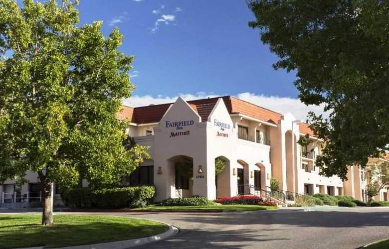 Fairfield Inn Albuquerque University Area - Hotel - 0