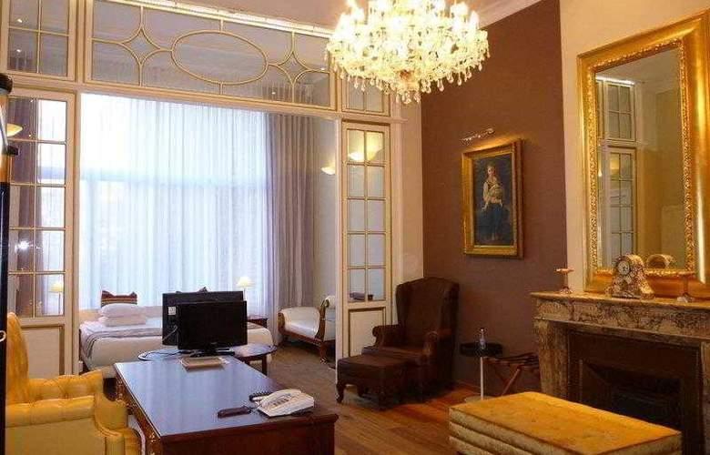 Best Western Plus Park Brussels - Hotel - 9