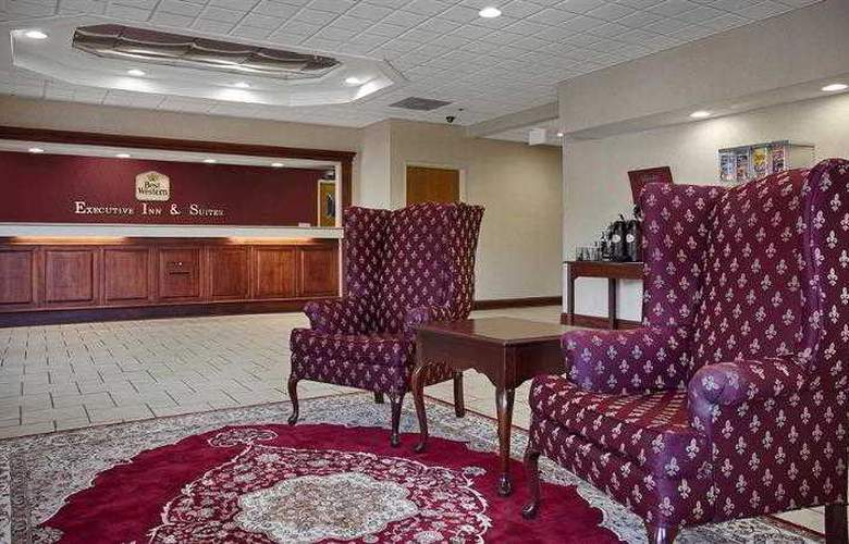 Best Western Executive Inn & Suites - Hotel - 14