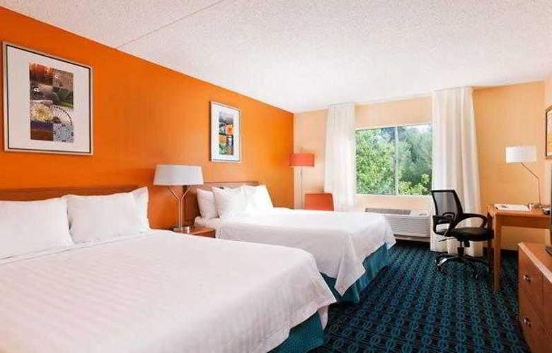 Fairfield Inn suites Phoenix Mesa - Hotel - 8
