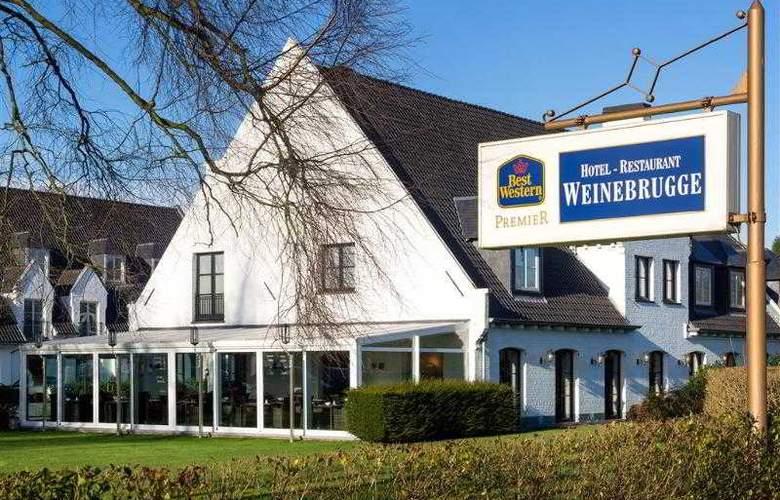 BEST WESTERN PREMIER Weinebrugge - Hotel - 20