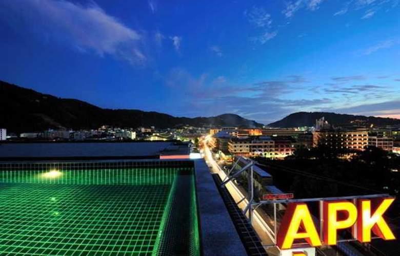 APK Resort And Spa - Pool - 11