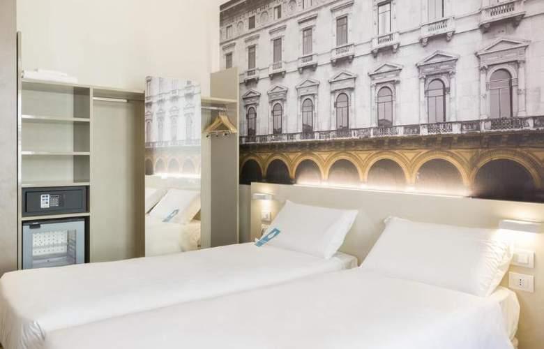 B&B Hotel Milano Central Station - Room - 7