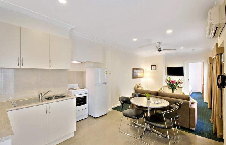 Best Western Melbourne's Princes Park Motor Inn - Room - 62