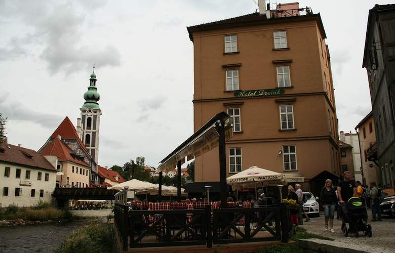 Dvorak - Hotel - 0