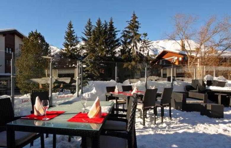 Graechen Swiss Quality Turm Hotel - Restaurant - 9