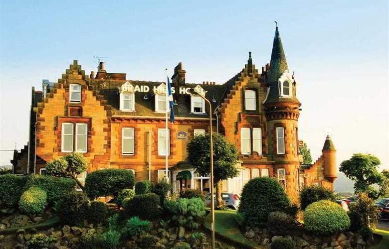 BEST WESTERN Braid Hills Hotel - Hotel - 148
