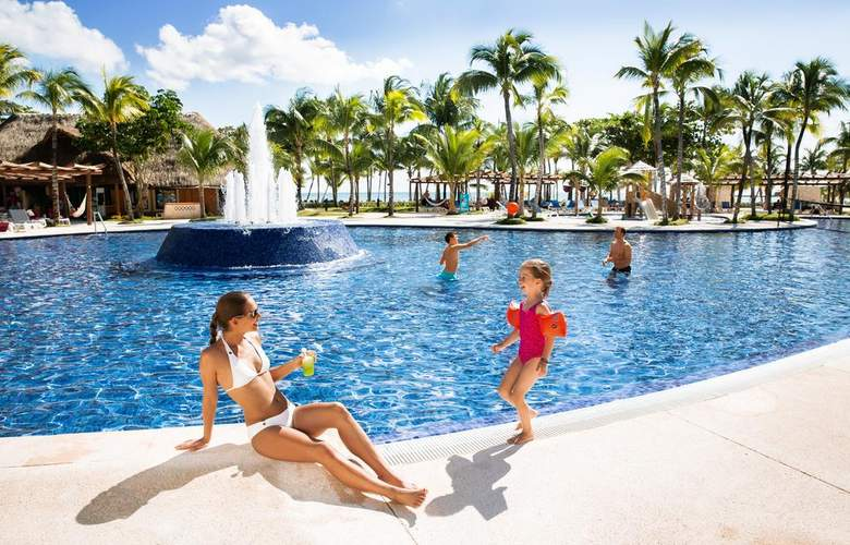 Barcelo Maya Beach, Caribe, Colonial, Tropical - Pool - 14
