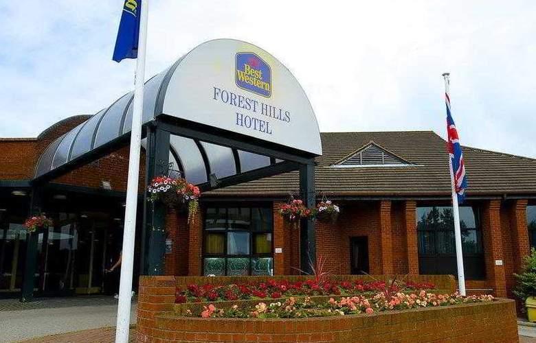 Best Western Forest Hills Hotel - Hotel - 57