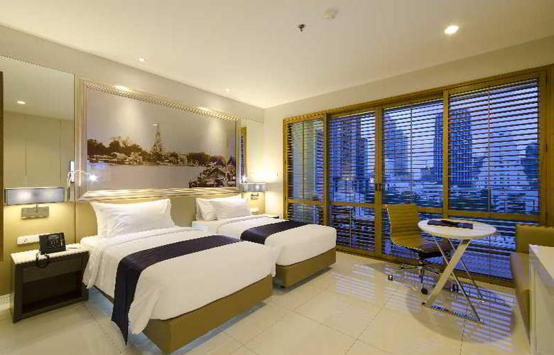 Centre Point Wireless Road Hotel & Residence - Room - 3