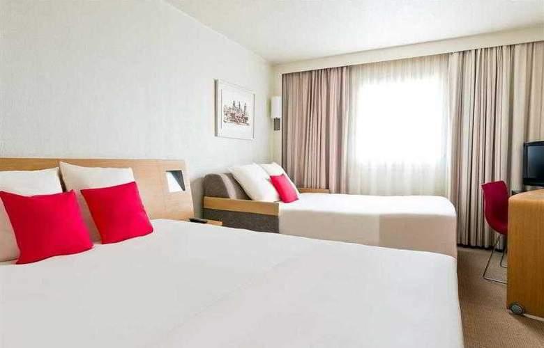 Novotel Nice Arenas Aéroport - Hotel - 18