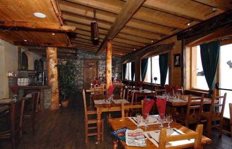 Residences du Val Claret - Restaurant - 10