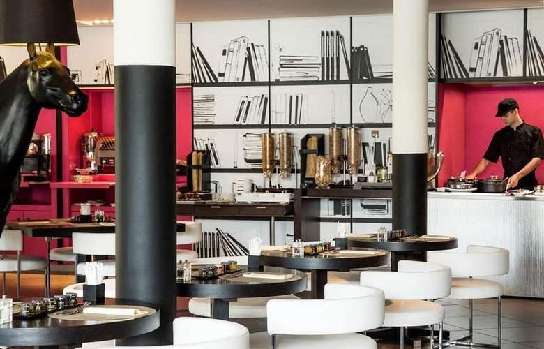 Pullman Marseille Provence Aeroport - Restaurant - 56