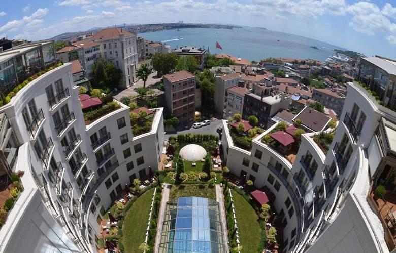 CVK Park Bosphorus Istanbul - Hotel - 9