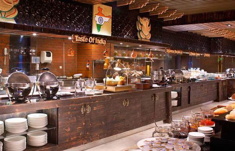 Gran Meliá Jakarta - Restaurant - 6