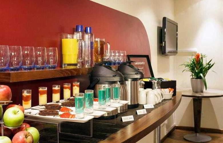 Novotel Milton Keynes - Hotel - 38