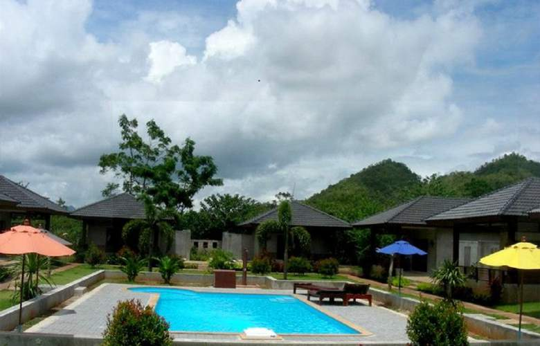 Khaoyai Nature Life & Toure - Pool - 1
