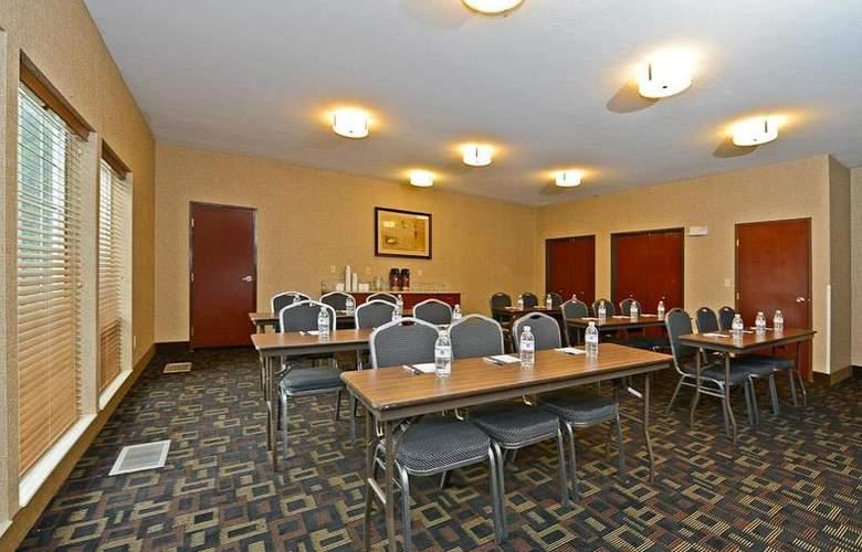 Best Western Plus Prairie Inn - Conference - 54