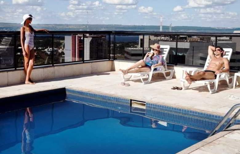 Metropolitan Brasilia - Pool - 8