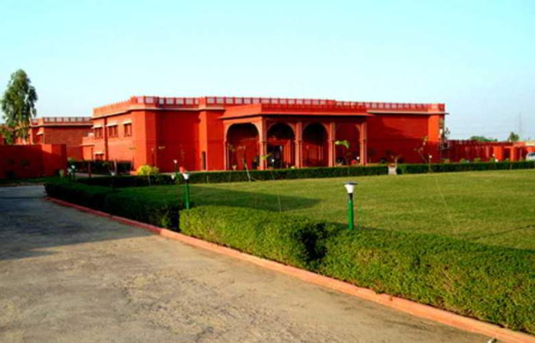 Vesta Bikaner Palace - Hotel - 0