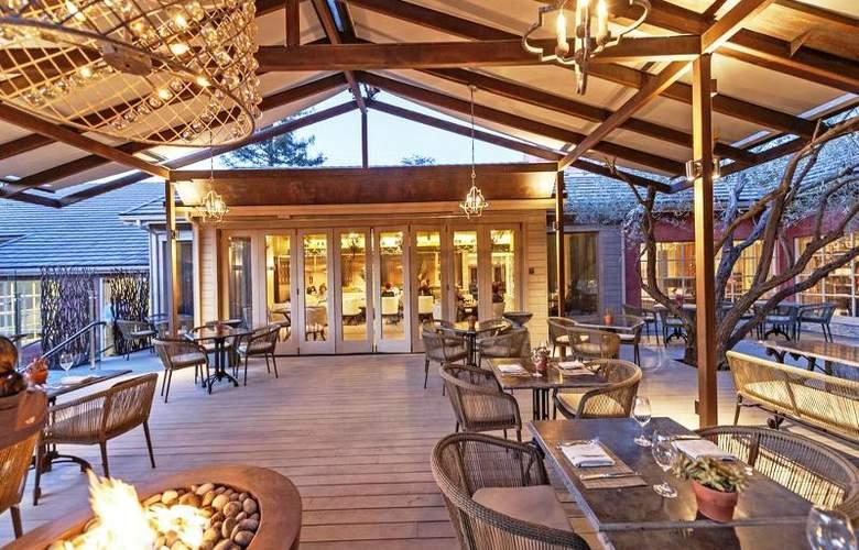 Bernardus Lodge - Terrace - 8