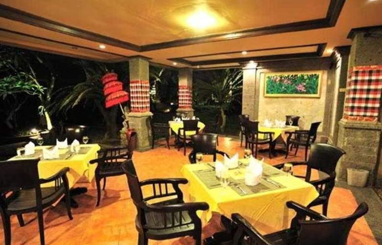 De Munut Cottages - Restaurant - 10