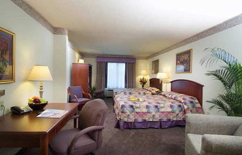 Best Western Plus Coyote Point Inn - Hotel - 6