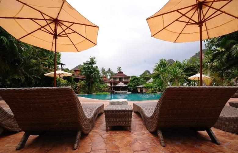 Railay Princess Resort & Spa - Terrace - 10