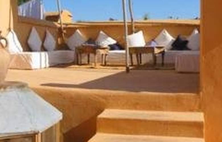 Riad Baraka & Karam - Terrace - 9