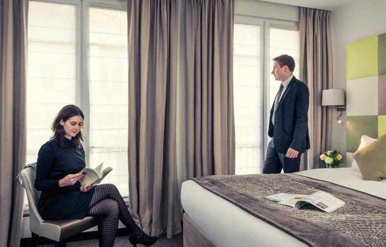 Mercure Paris La Sorbonne - Hotel - 10