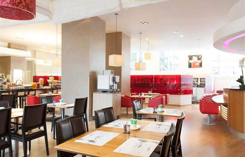 Novotel Brussels Off Grand Place - Restaurant - 9