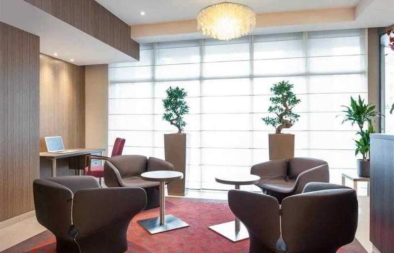 Mercure Brussels Centre Midi - Hotel - 35