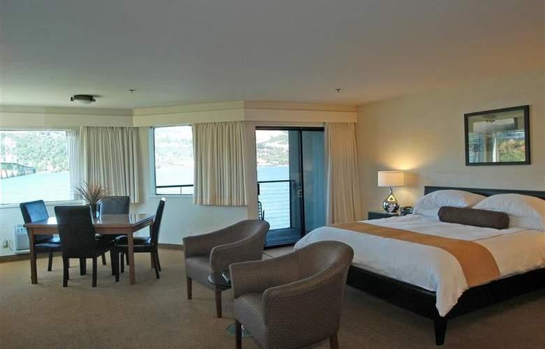 Best Western Plus Hood River Inn - Room - 90