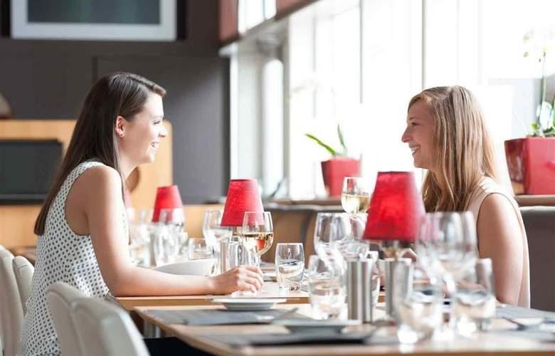 Novotel Brugge Centrum - Restaurant - 63