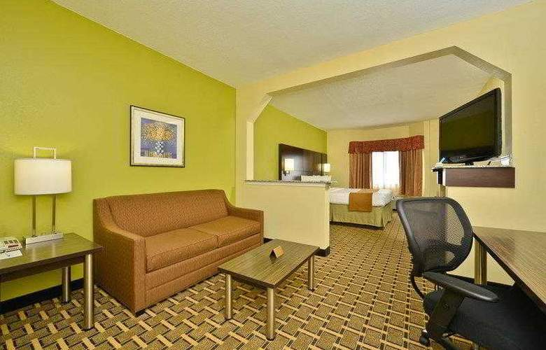 Best Western Knoxville - Hotel - 14