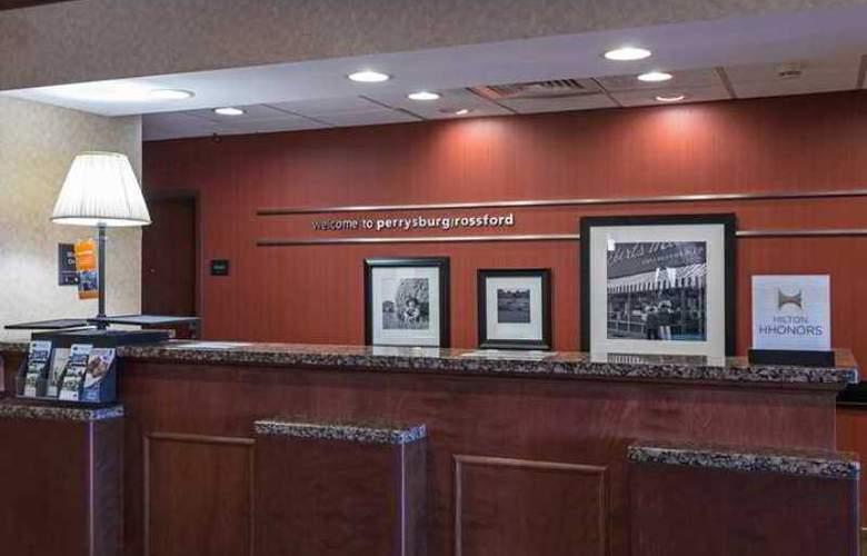 Hampton Inn & Suites Toledo-Perrysburg - Hotel - 0