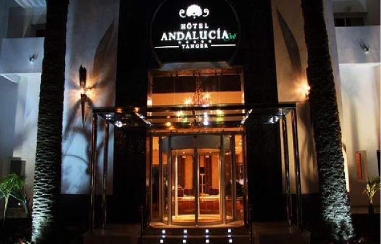 Golden Tulip Andalucia Golf Tangier - Hotel - 7