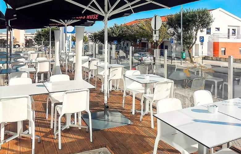Mercure Lisboa Almada - Terrace - 24